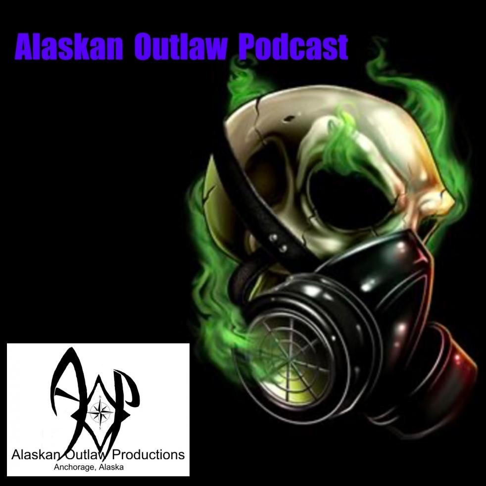 Alaskan Outlaw - Cover Image