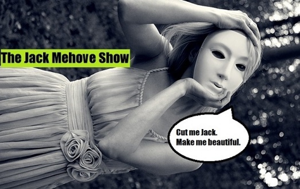 The Jack Mehove Show - show cover