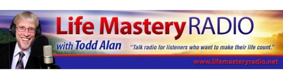 Life Mastery Radio - imagen de show de portada