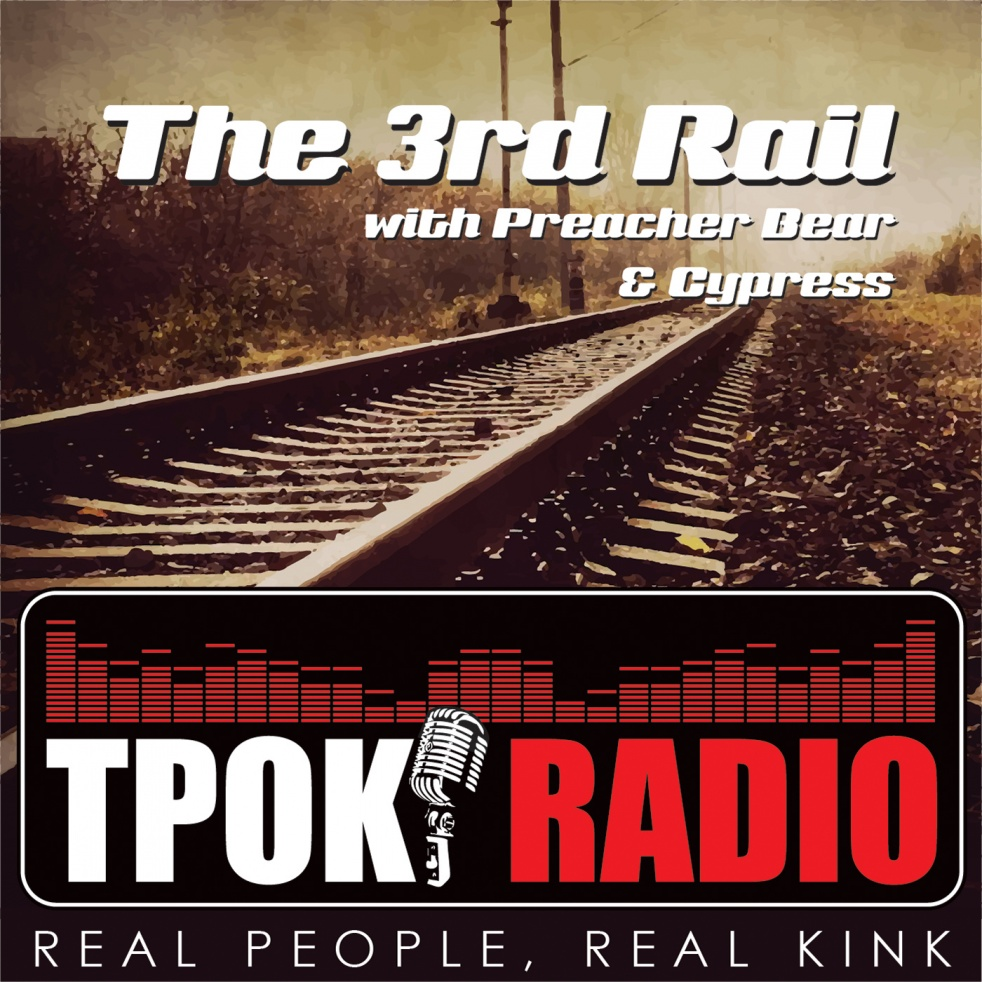The 3rd Rail with Preacher Bear - show cover