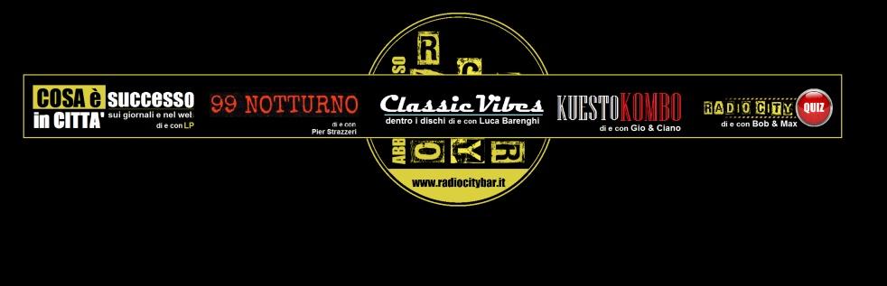Radio City Bar Abbiategrasso - show cover