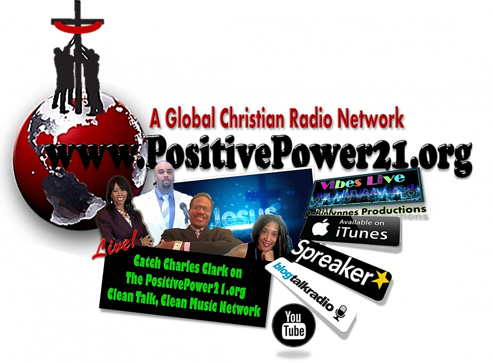 Inspired Radio with Charles Clark - show cover