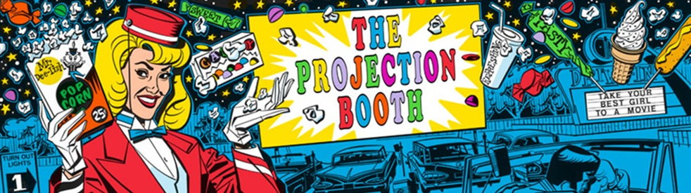 The Projection Booth Podcast - show cover