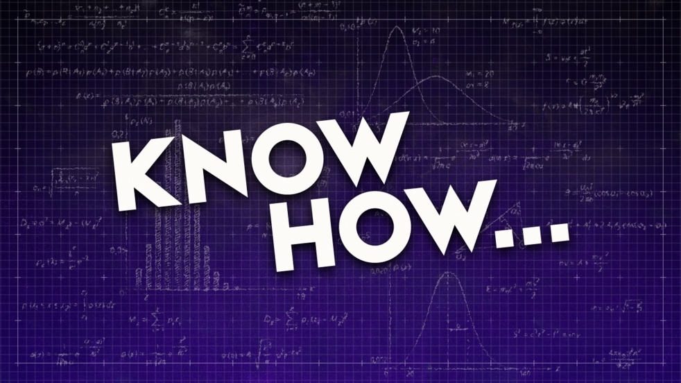 Know How... - show cover