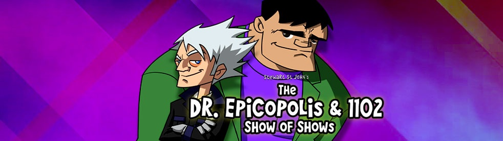 The Dr. Epicopolis & 1102 Show of Shows - immagine di copertina