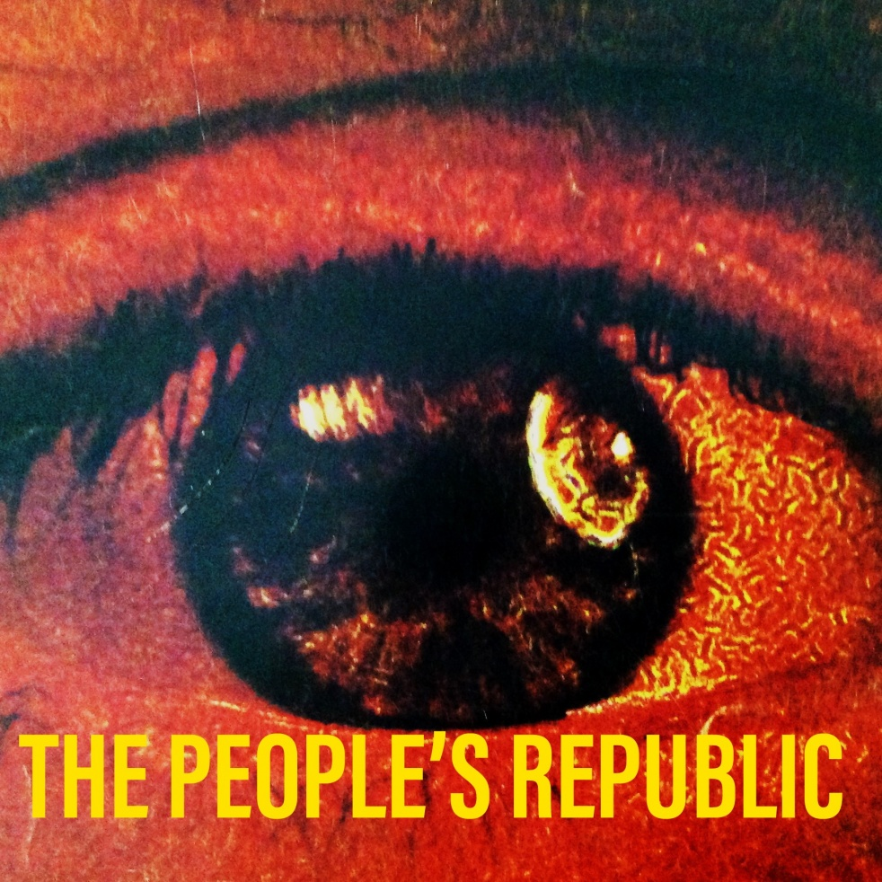 The People's Republic: 1st Episode - Cover Image