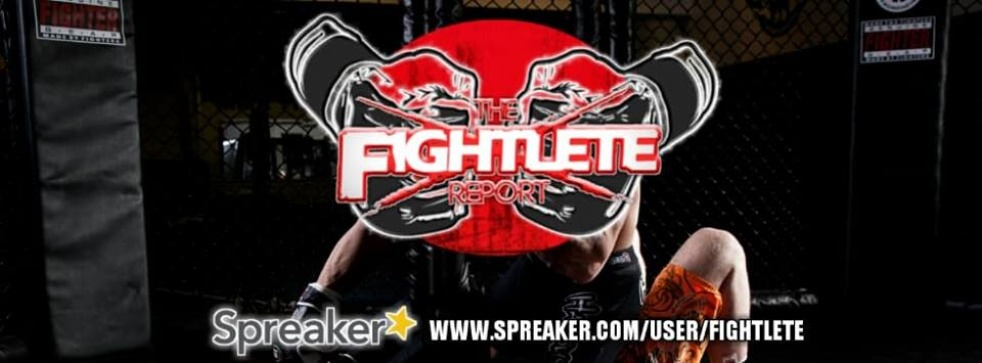 Fightlete Radio Show Podcast Archive - show cover