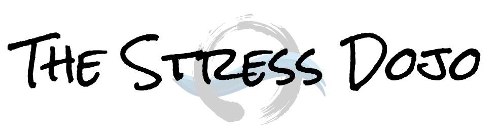 The Stress Dojo - immagine di copertina dello show