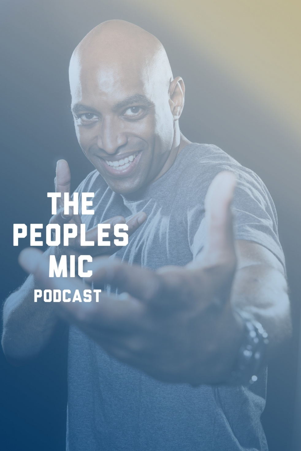 The Peoples Mic Podcast - Cover Image