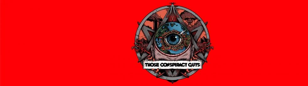Those Conspiracy Guys - immagine di copertina