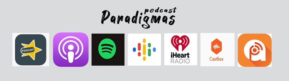 Paradigmas Podcast - immagine di copertina