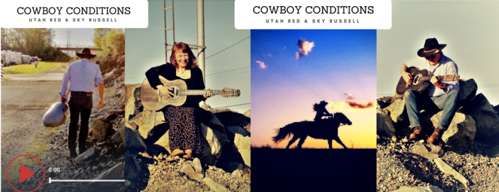 Cowboy Conditions - show cover