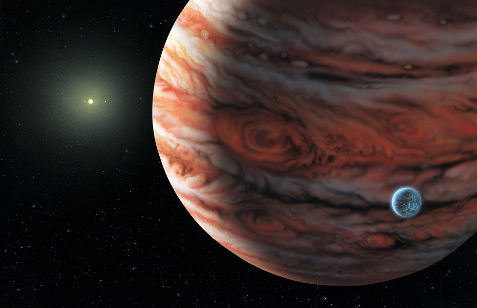 Las Lunas de Júpiter - show cover