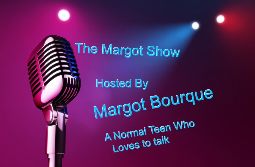 The Margot Show - show cover