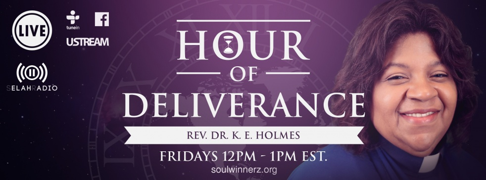 Hour of Deliverance - show cover