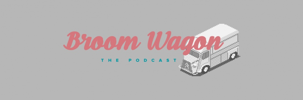 Broom Wagon - show cover