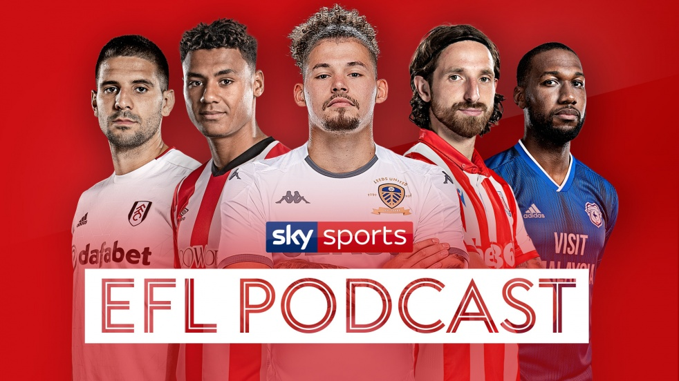 Sky Sports EFL Podcast - Cover Image