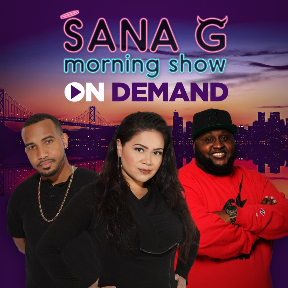Sana G Morning Show On Demand - show cover