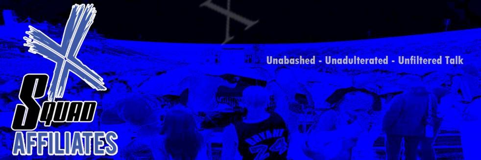 X Squad Radio Network - imagen de show de portada