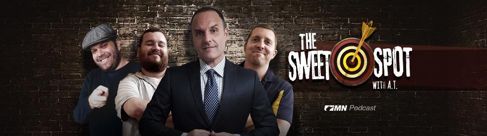The Sweet Spot with Allan Taylor - imagen de show de portada