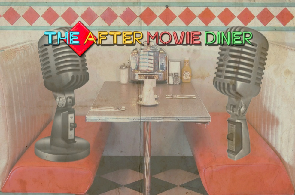 The After Movie Diner Podcast - imagen de show de portada
