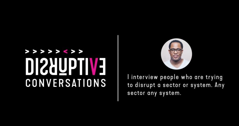 Disruptive Conversations - show cover
