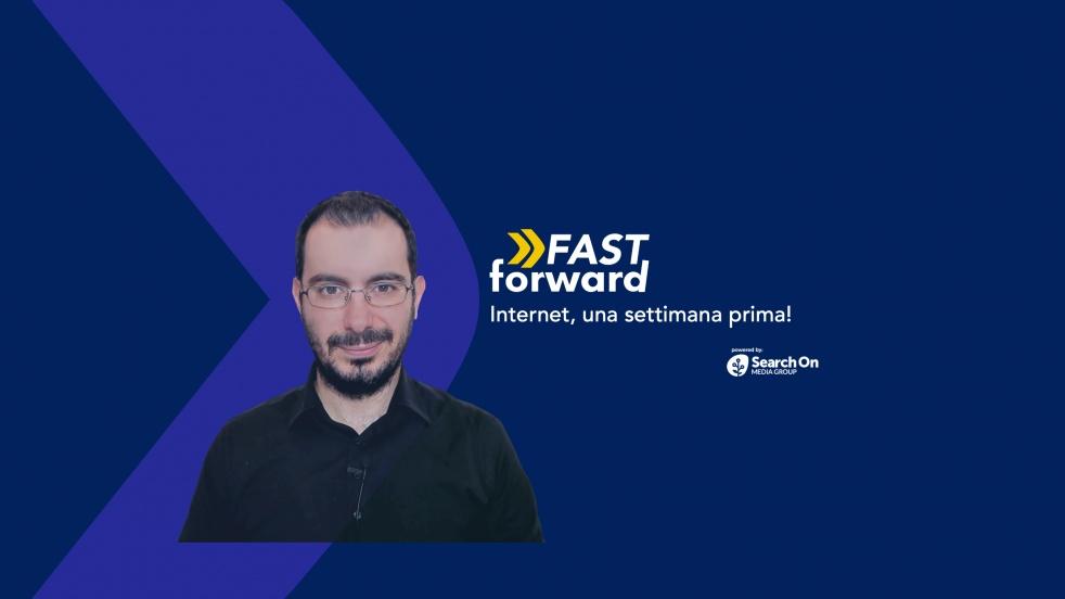 FastForward: Internet...una settimana prima! - immagine di copertina