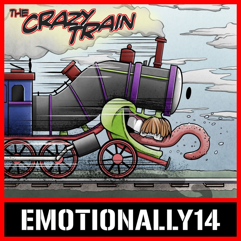 The Crazy Train - Cover Image