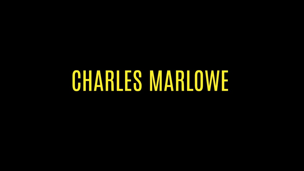 The Charles Marlowe Show - show cover