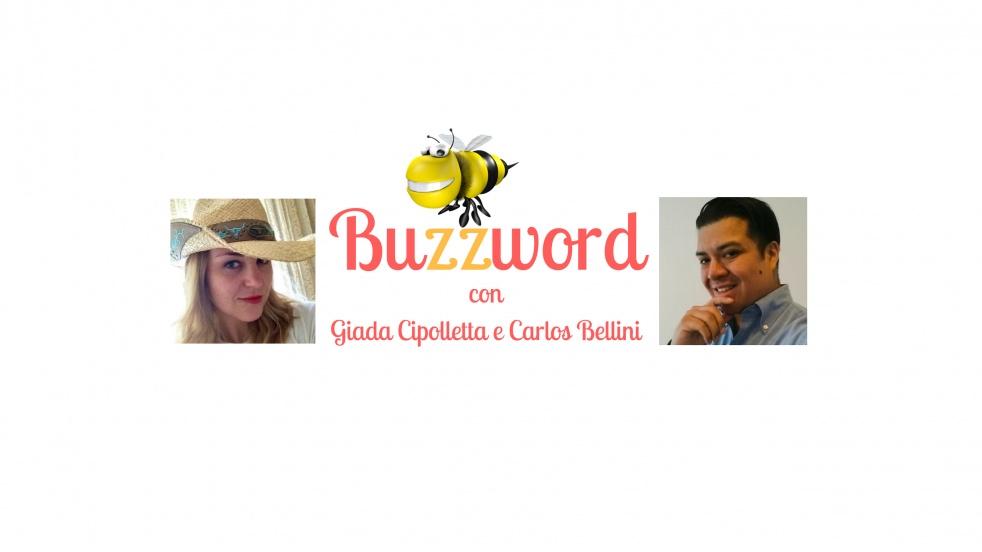 Buzzword - Diamo voce ai contenuti - show cover