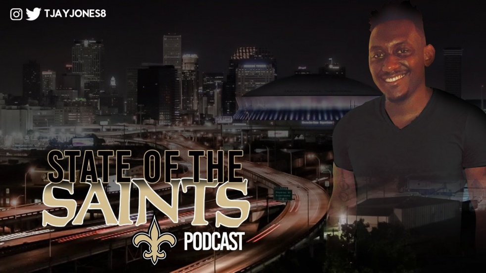 The State Of The Saints Podcast - show cover