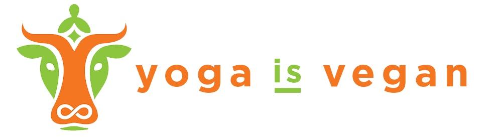 Yoga Is Vegan - Cover Image