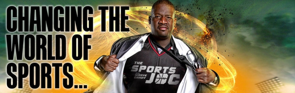 The Sports Joc Show - show cover