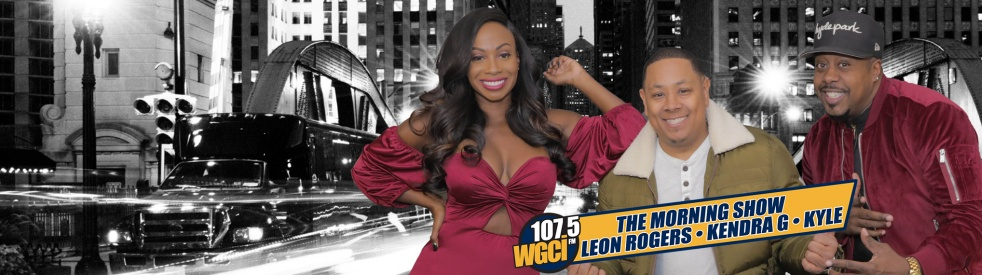 The WGCI Morning Show On Demand - show cover