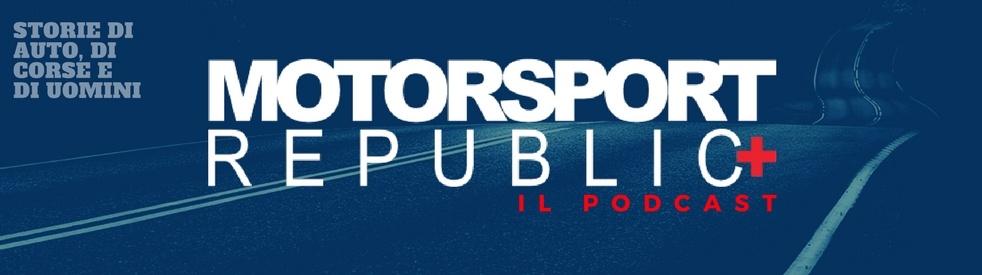 Il podcast di Motorsport Republic+ - immagine di copertina dello show