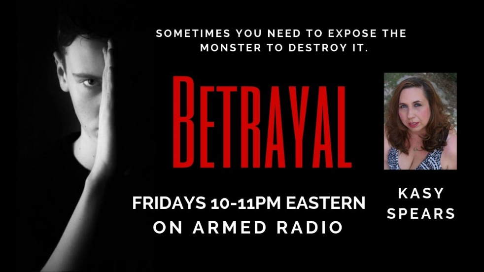BETRAYAL with Kasy Spears - imagen de portada
