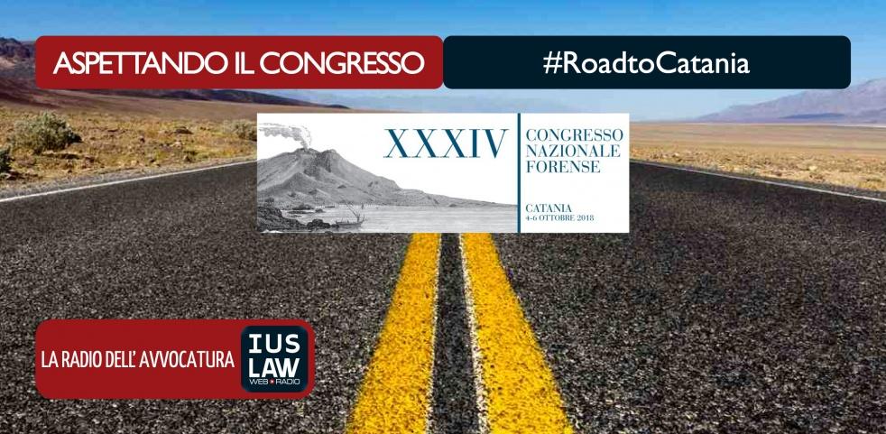 XXXIV Congresso Nazionale Forense - imagen de show de portada