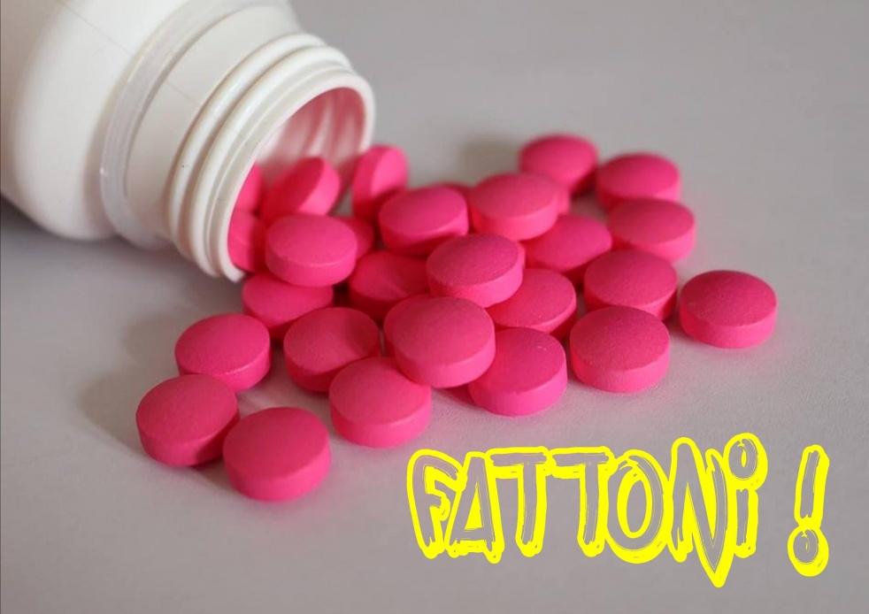 FATTONI! - show cover