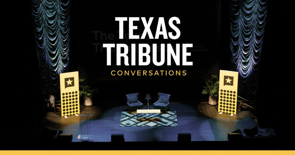 Texas Tribune Conversations - show cover