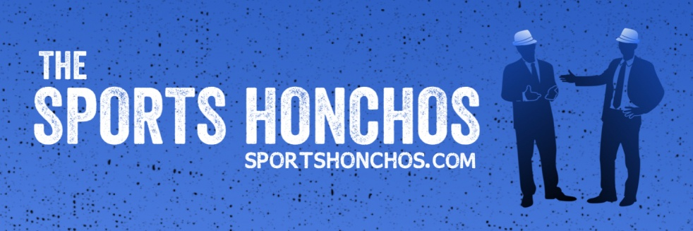 Sports Honchos - Cover Image