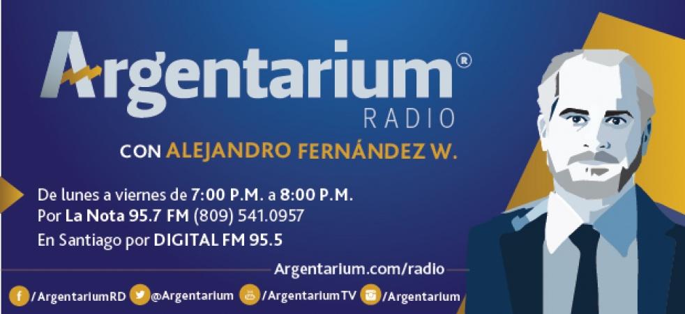 Argentarium Radio - show cover