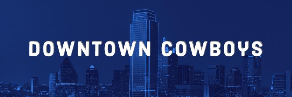 Downtown Cowboys Podcast - immagine di copertina dello show