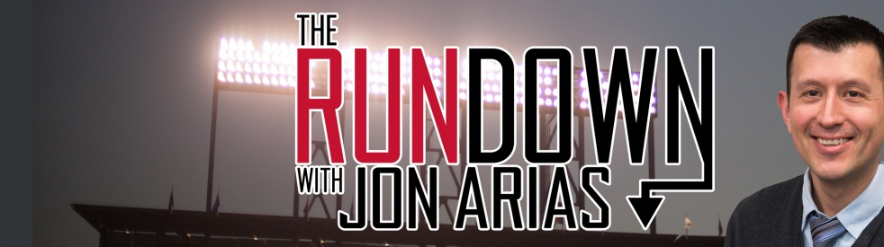 The Rundown with Jon Arias - show cover