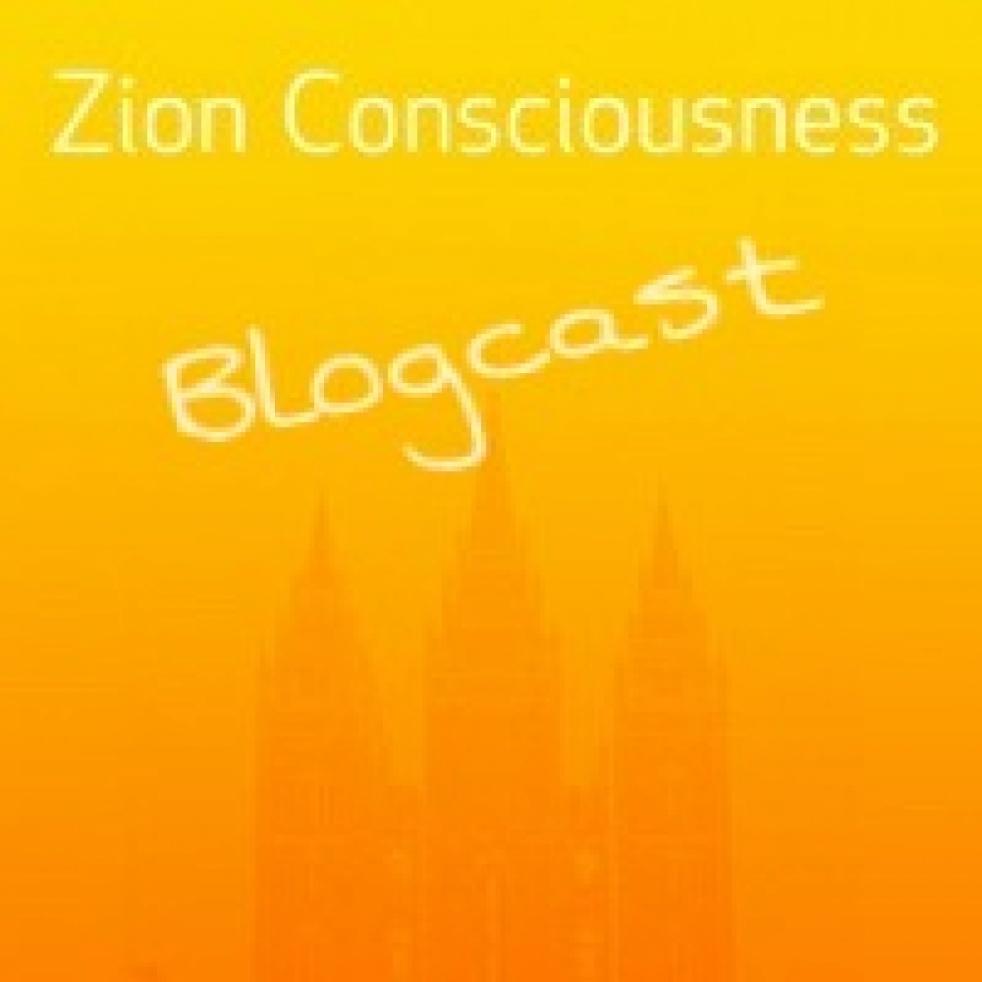 Zion Consiousness: Blogcast - imagen de show de portada