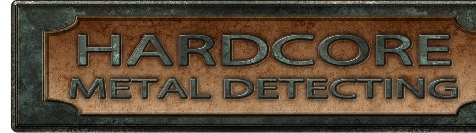 Hardcore Metal Detecting Radio - Cover Image