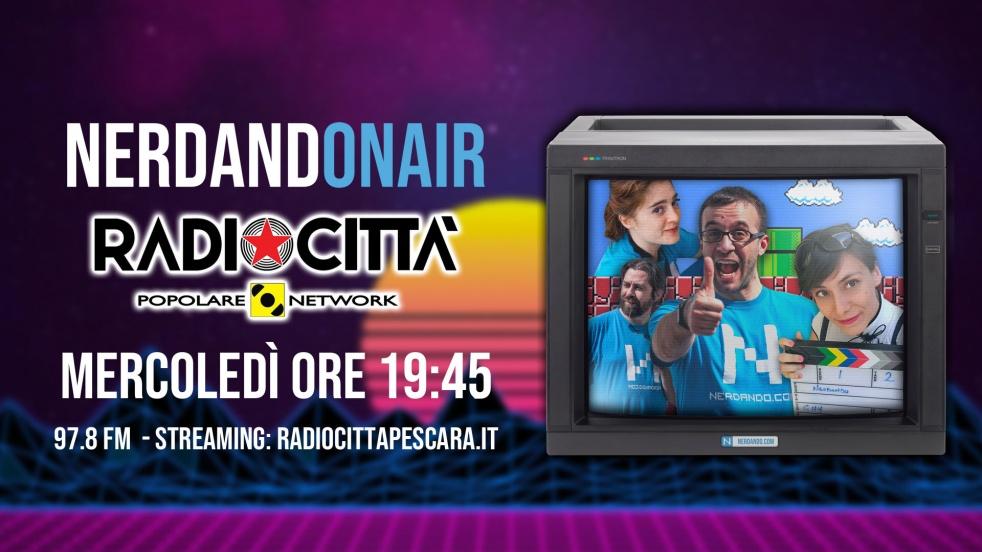 NerdandOnAir - imagen de portada