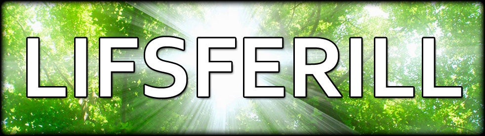 Lifsferill - show cover