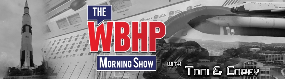 The WBHP Morning Show with Toni&Corey - immagine di copertina
