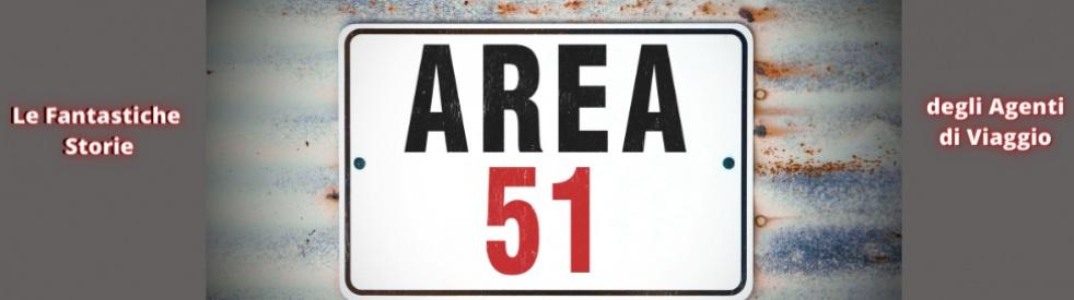 Area 51 Le Fantastiche Storie degli Agenti di Viaggio - immagine di copertina