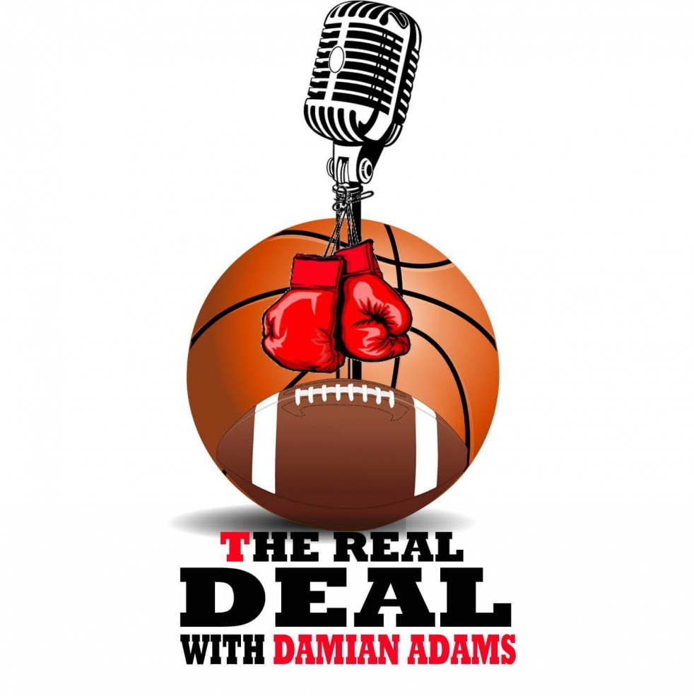 The Real Deal with Damian Adams - show cover